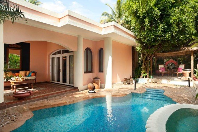 Taj Exotica Resort and Spa Goa Goa India 4