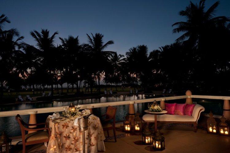 Taj Exotica Resort and Spa Goa Goa India 5