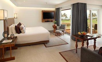 Taj Exotica Resort and Spa Goa Premium Room  Sea View