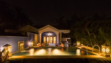 Taj Exotica Resort and Spa Goa Villa Room With Plunge Pool Garden View