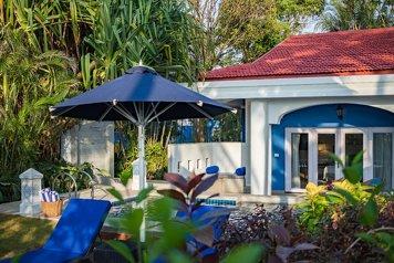 Taj Exotica Resort and Spa Goa Premium Villa Room With Plunge Pool Garden View