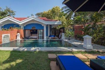 Taj Exotica Resort and Spa Goa Holistic Wellness Indulgence Villa Room With Plunge Pool