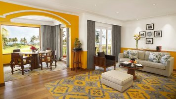 Taj Exotica Resort and Spa Goa Executive Suite