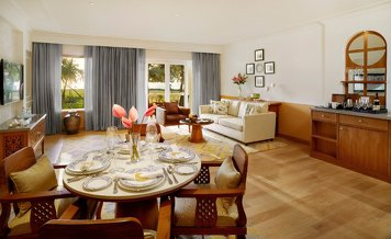 Taj Exotica Resort and Spa Goa Luxury Suite