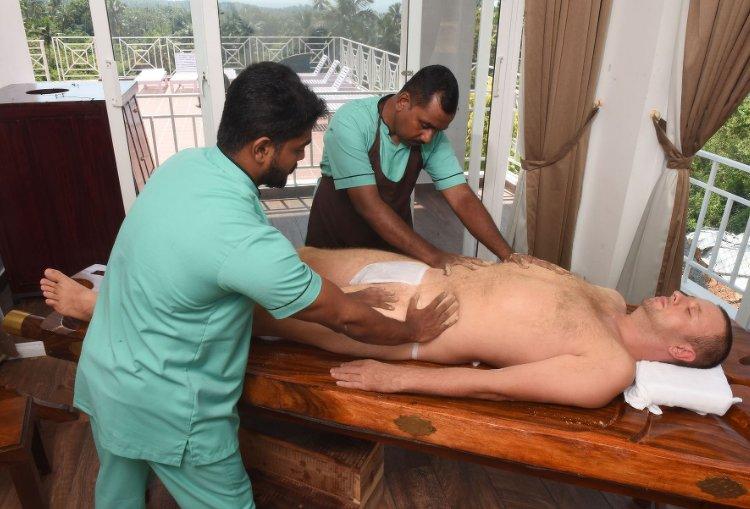 Aadisaktthi Ayurveda Village ARTHRITIS TREATMENT 4