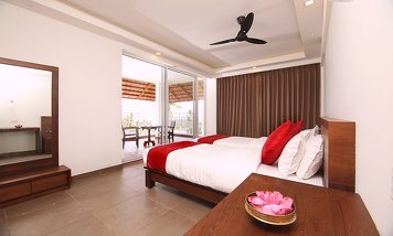 Aadisaktthi Ayurveda Village NECK AND SPINE CARE AC Deluxe room